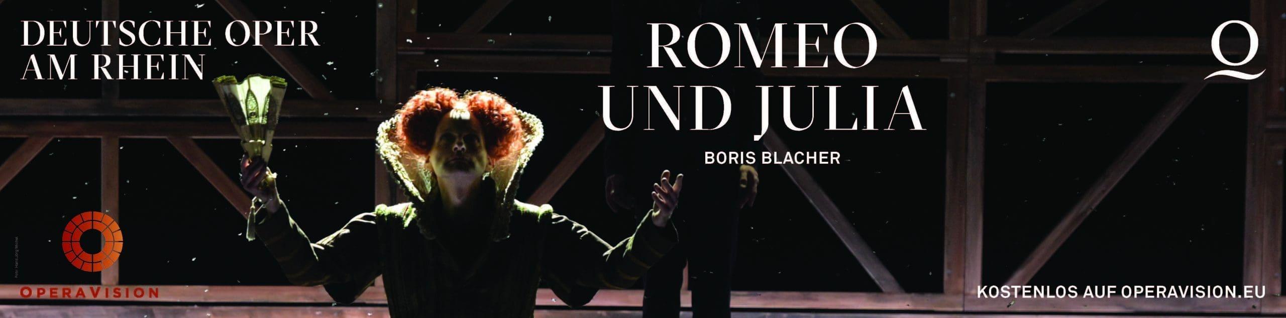 Deutsche Oper Rhein Romeo Julia