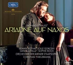 Ariadne Naxos Staatsoper